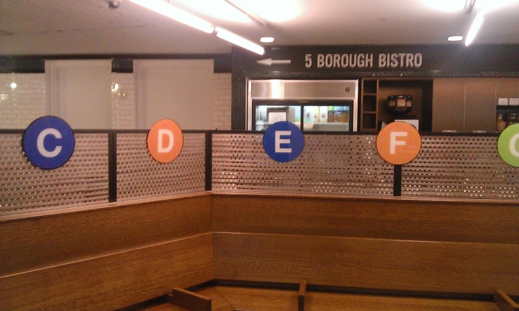 кухня метро