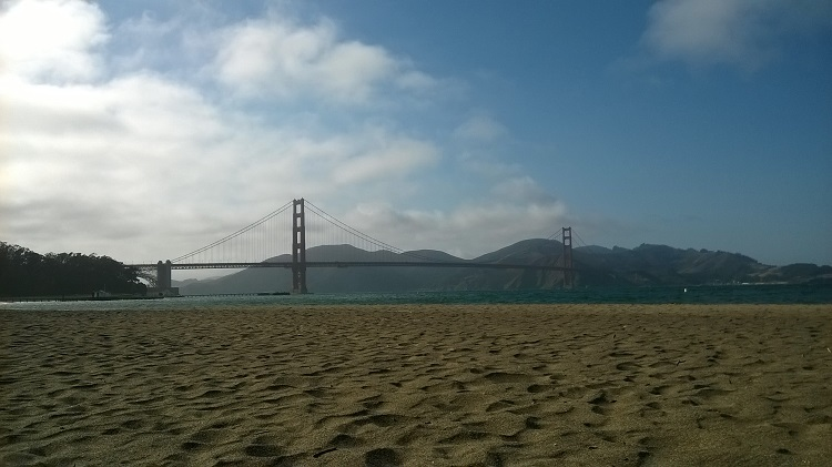 мост голден гейт