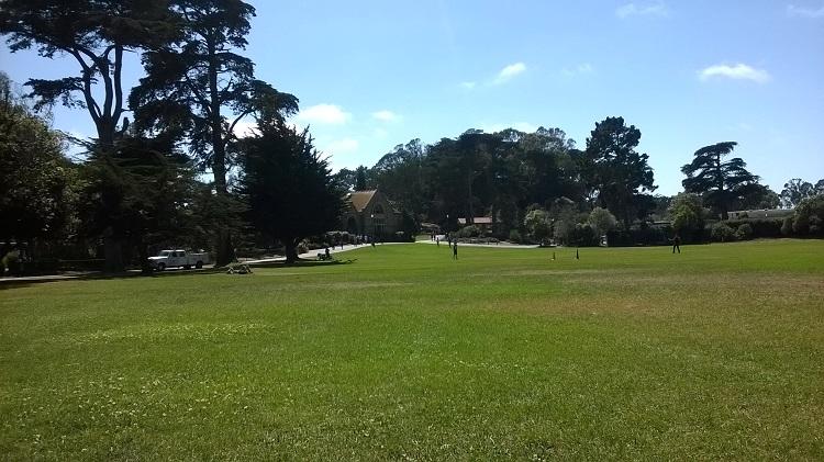 парк голден гейт