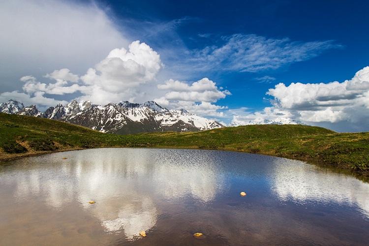 озера корульди