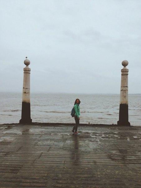 лиссабон море