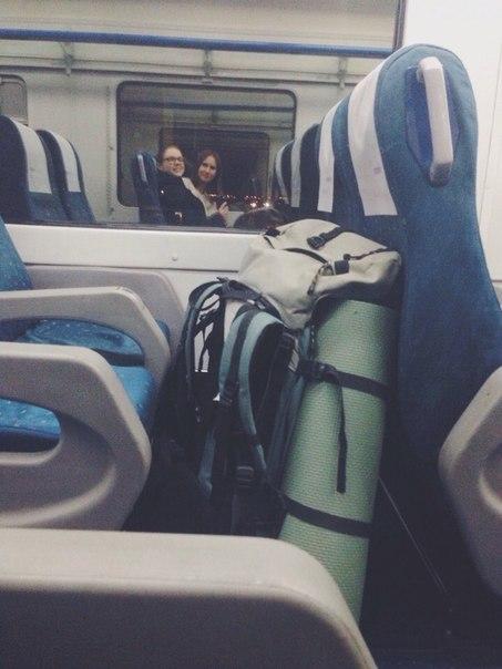 вагон поезда испания