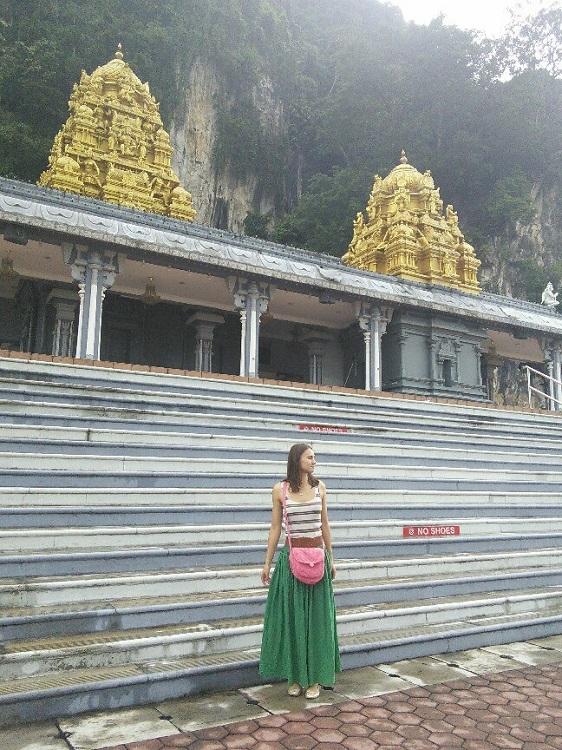 ольга сизикова малайзия пещеры бату