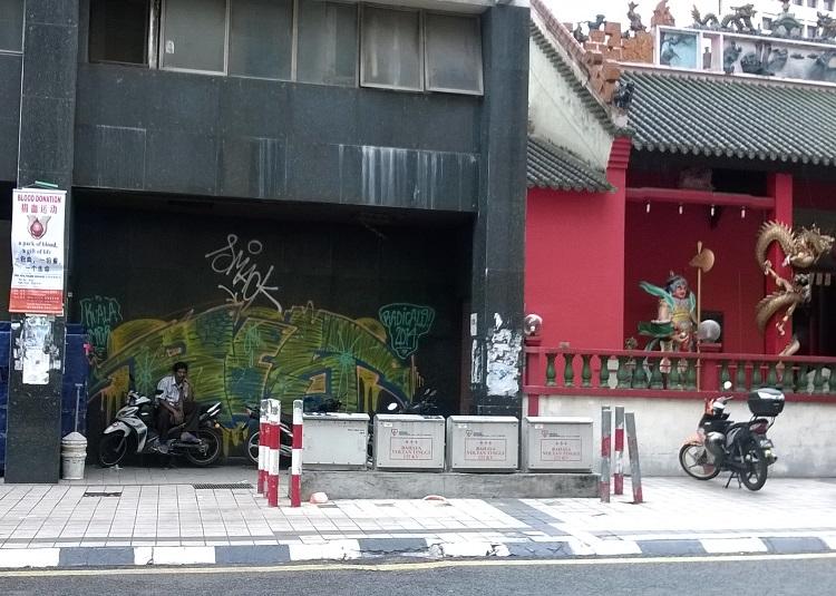 улица куала лумпур
