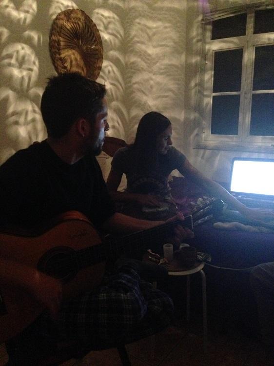 порто гитарный вечер