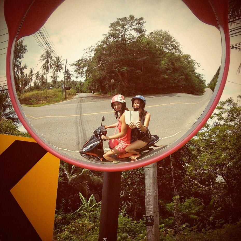 мопед таиланд