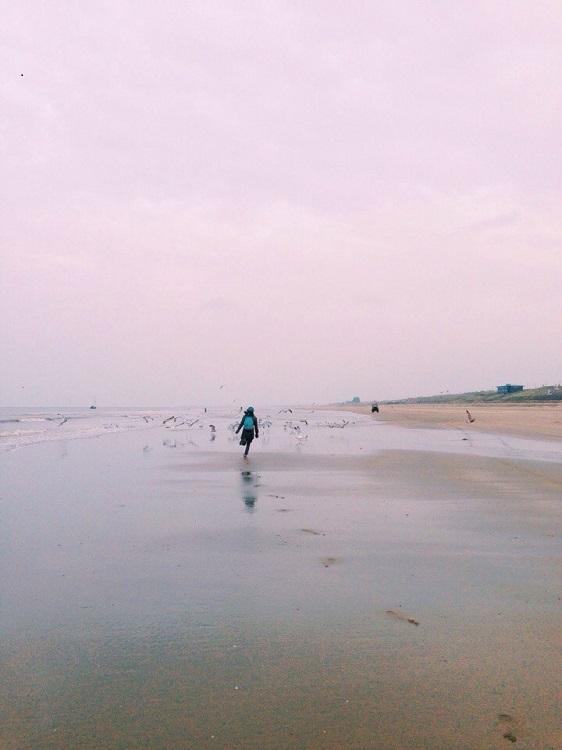 пляж зандвоорт ан зее
