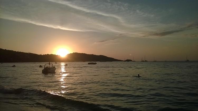 закат патонг таиланд