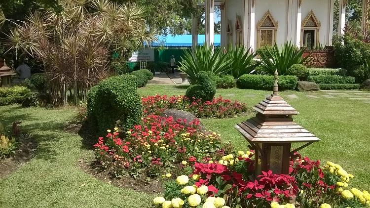 территория Ват Чалонг