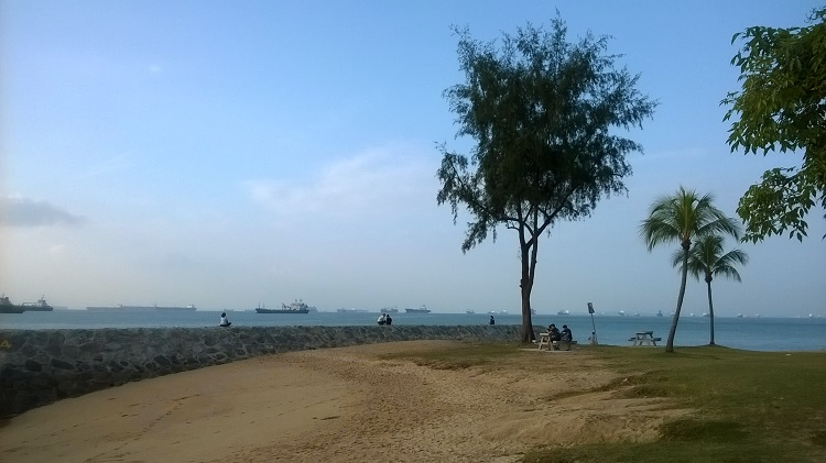парк east coast сингапур