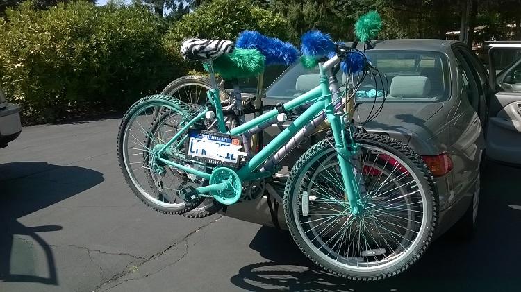 велосипед бернинг мен 2014
