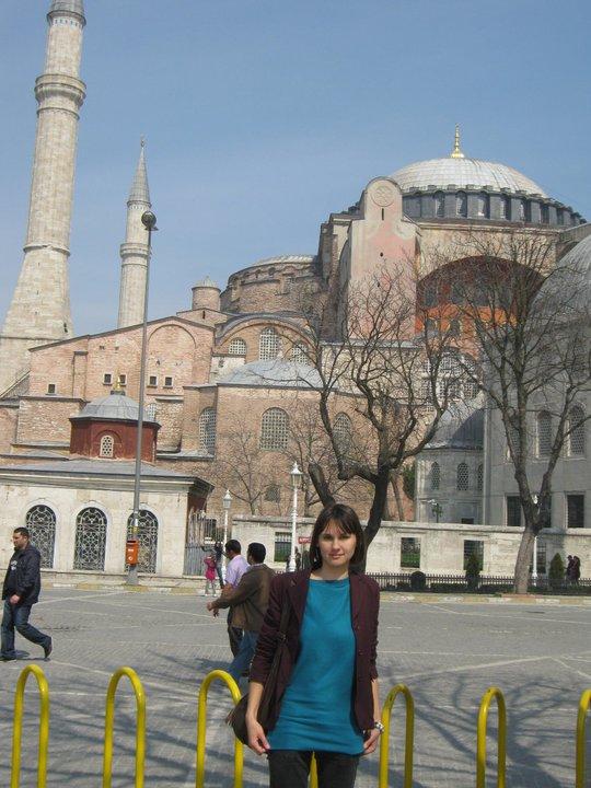 Ольга Сизикова Стамбул 2011