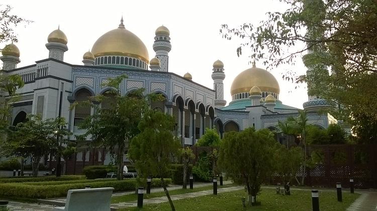 мечеть Бруней