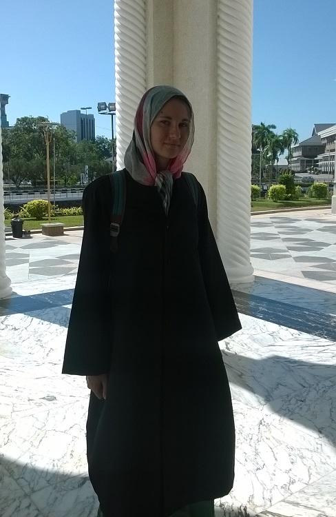 Ольга Сизикова Бруней