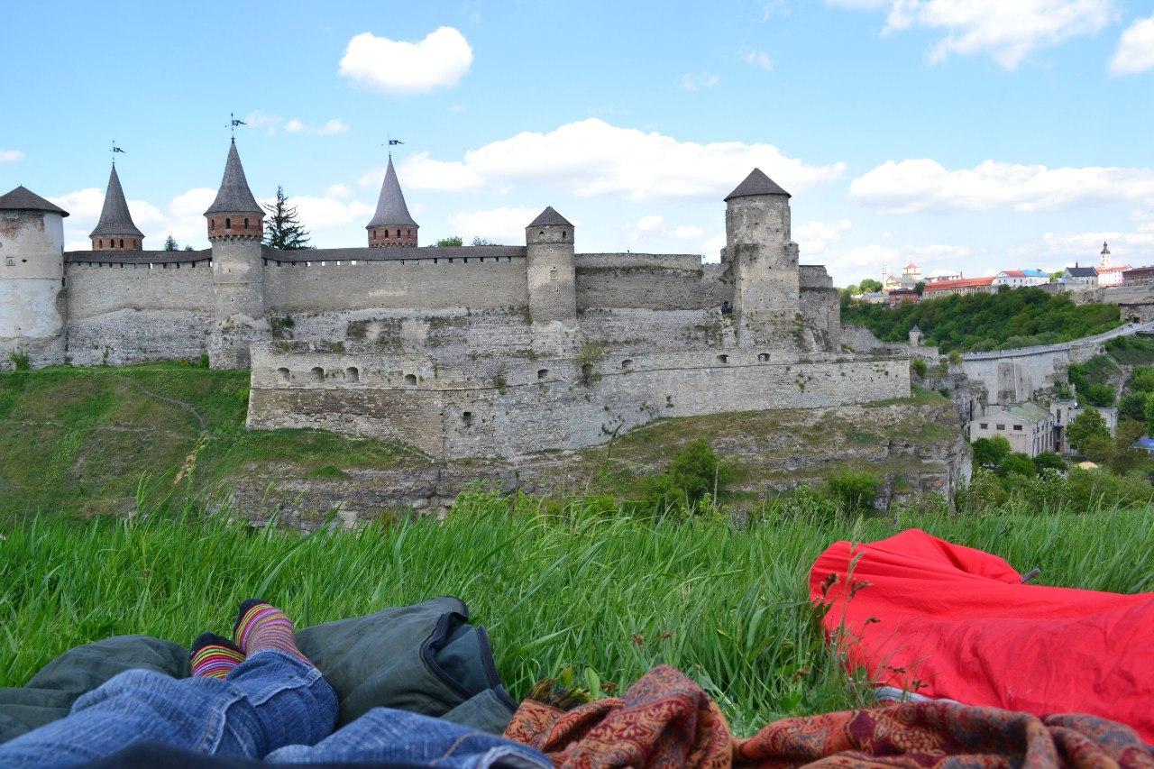 крепость каменец подольсеий