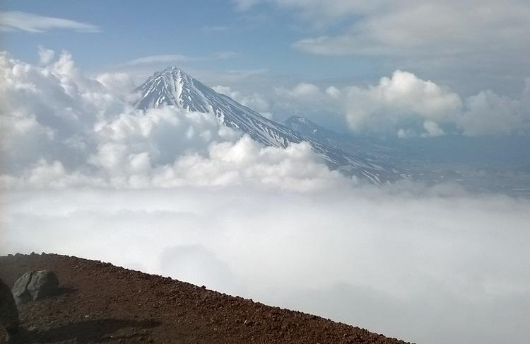 корякский вулкан